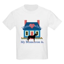 Beauceron Home Is T-Shirt