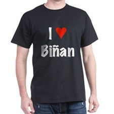 I love Binan T-Shirt