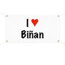 I love Binan Banner