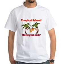 Tropical Island Honeymooner Shirt