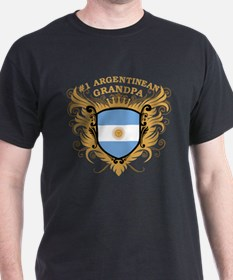 Number One Argentinean Grandpa T-Shirt