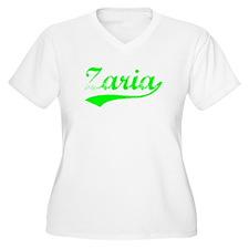 Vintage Zaria (Green) T-Shirt