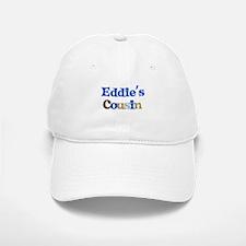 Eddie's Cousin Baseball Baseball Cap