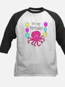 It's My Birthday! Octopus Birthday Tee