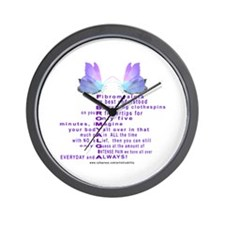 Understanding Fibro Wall Clock