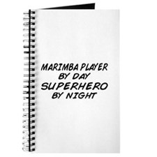 Marimba Superhero by Night Journal