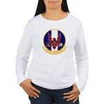 1st Specops Squadron Women's Long Sleeve T-Shirt