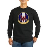 1st Specops Squadron Long Sleeve Dark T-Shirt