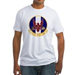 1st Specops Squadron Fitted T-Shirt