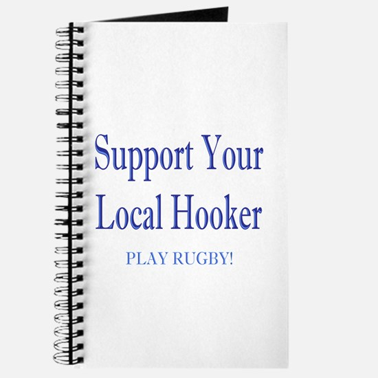 Support Your Local Hooker Journal