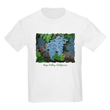 Napa Valley CA - Kids T-Shirt