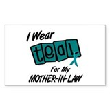 Cervical cancer stickers Single