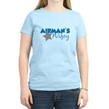Airforce Wifey (Blue) T-Shirt