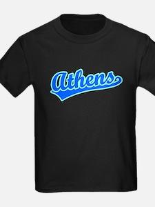 Retro Athens (Blue) T