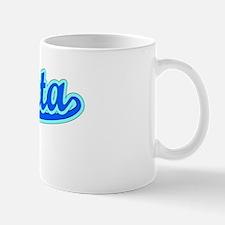 Retro Atlanta (Blue) Mug