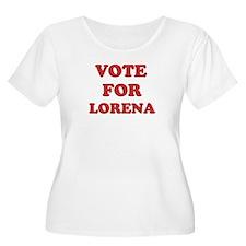 Vote for LORENA T-Shirt