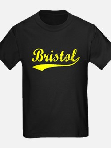 Vintage Bristol (Gold) T