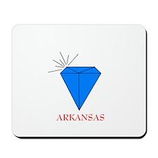 Arkansas Mousepad