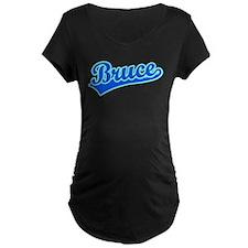 Retro Bruce (Blue) T-Shirt