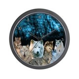 Wolf Basic Clocks