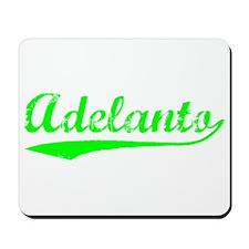 Vintage Adelanto (Green) Mousepad