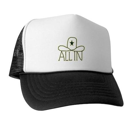 All In Tex Trucker Hat
