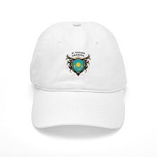 Number One Kazakh Grandpa Baseball Cap