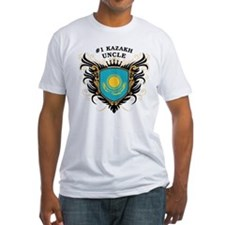 Number One Kazakh Uncle Shirt