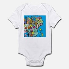 Funny Sukkot Infant Bodysuit