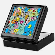 Cool Sukkot Keepsake Box