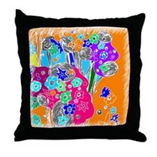 Cute Shabbat Throw Pillow