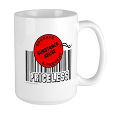 EDUCATE AND PREVENT SUBSTANCE ABUSE Mug