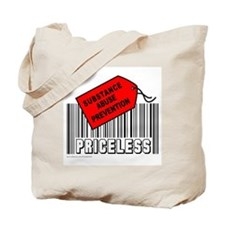 SUBSTANCE ABUSE PREVENTION Tote Bag