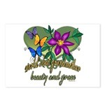 Beautiful Grandmother Postcards (Package of 8)