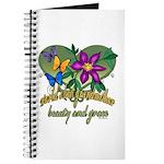 Beautiful Grandmother Journal