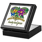Beautiful Grandmother Keepsake Box