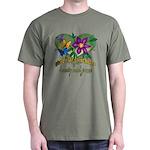 Beautiful Grandmother Dark T-Shirt