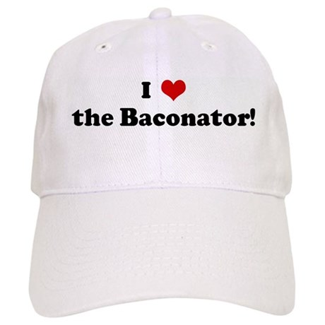 I Love the Baconator! Cap