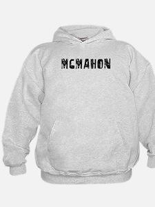 Mcmahon Faded (Black) Hoodie