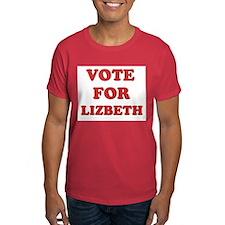Vote for LIZBETH T-Shirt
