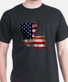 Unique Made in louisiana T-Shirt