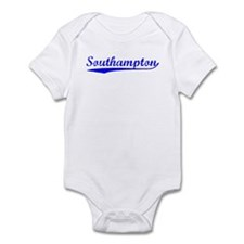 Vintage Southampton (Blue) Infant Bodysuit