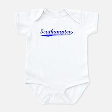Vintage Southampton (Blue) Infant Bodysuit