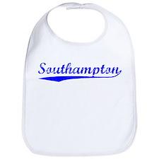 Vintage Southampton (Blue) Bib