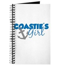 Coastie's Girl (Blue) Journal