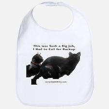 Backup Helpful Kitty Bib