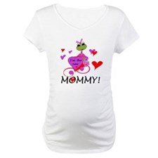 Frog New Mommy Shirt