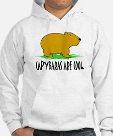 CAPYBARAS ARE COOL. Hoodie