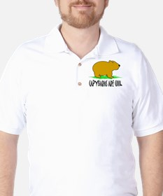 CAPYBARAS ARE COOL. T-Shirt