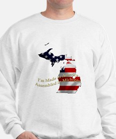 Cute Made in usa Sweatshirt